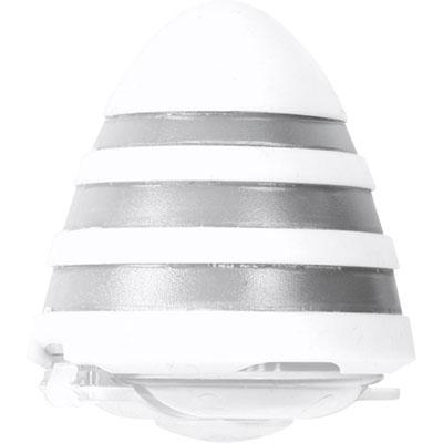 Точилка Brunnen 29873, двойная, корпус белый