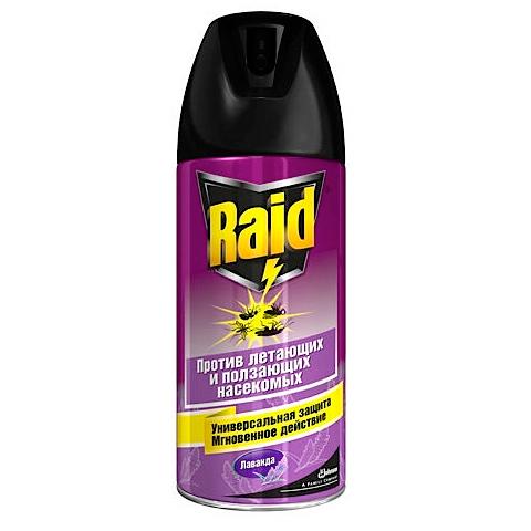 Средства против насекомых в квартире