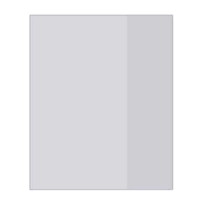 Обложка для учебника, 30 х 46см, A4, прозрачная, 10шт-уп