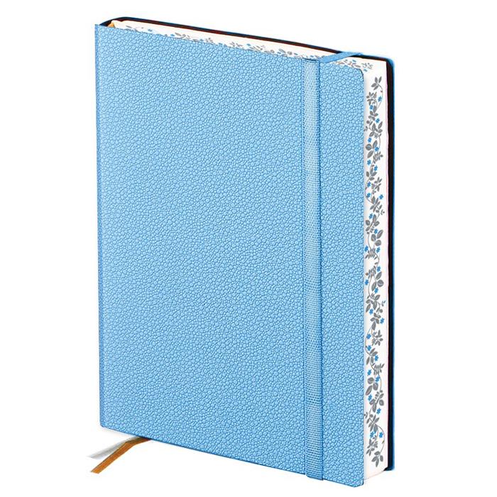 Ежедневник недатированный InFolio Froggy, А6, 10 х 14см, 144 листов, синий