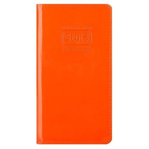 Ежедневник недатированный InFolio Style, А6, 9 х 16см, 96 листов, оранжевый