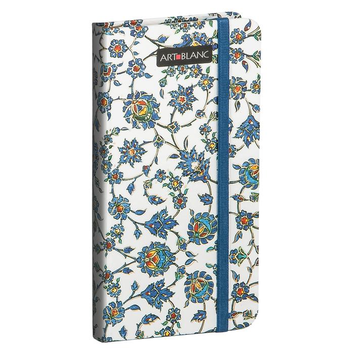 Алфавитная книжка Art-Blanc Maiolica, 8,5 х 16см, 96 листов, рисунок