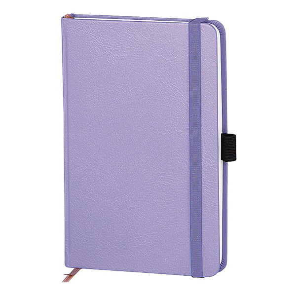 Записная книжка Infolio Euro business, А6, 9х14см, 96л, лиловая
