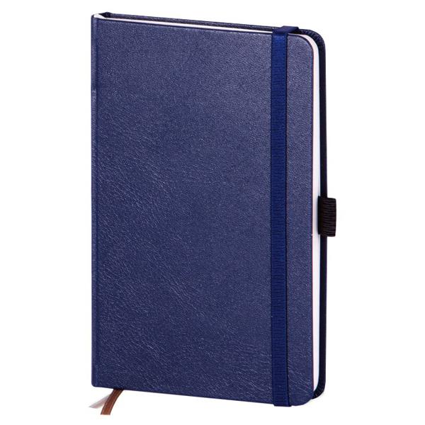 Записная книжка Infolio Euro business, А6, 9х14см, 96л, синяя