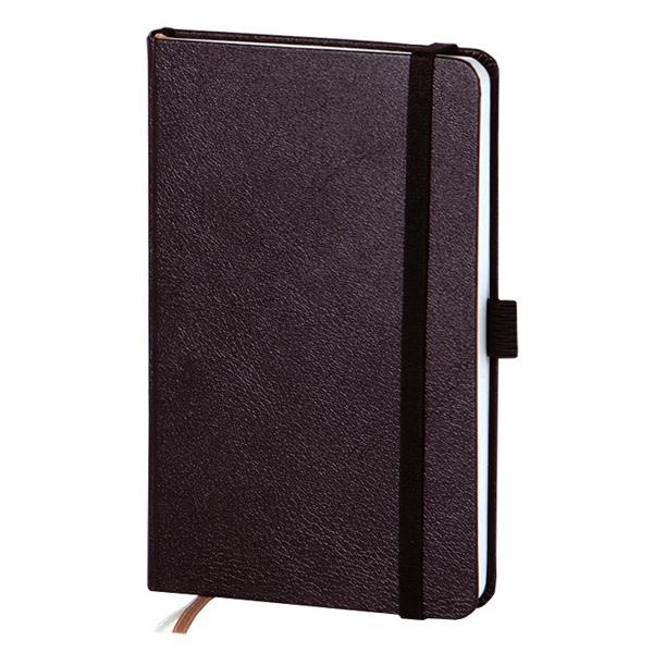 Записная книжка Infolio Euro business, А6, 9х14см, 96л, черная