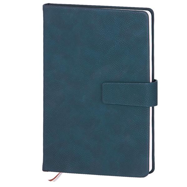 Записная книжка Infolio Gently, А5, 14х20см, 96л, аквамариновая
