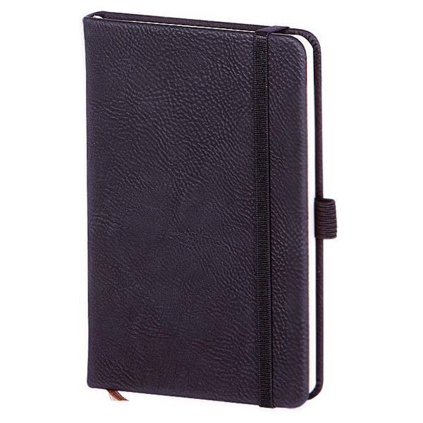 Записная книжка Infolio Gently, А6, 9х14см, 96л, черная