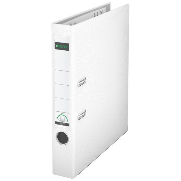 Папка-регистратор А4 Leitz 10151201, 50мм, белая