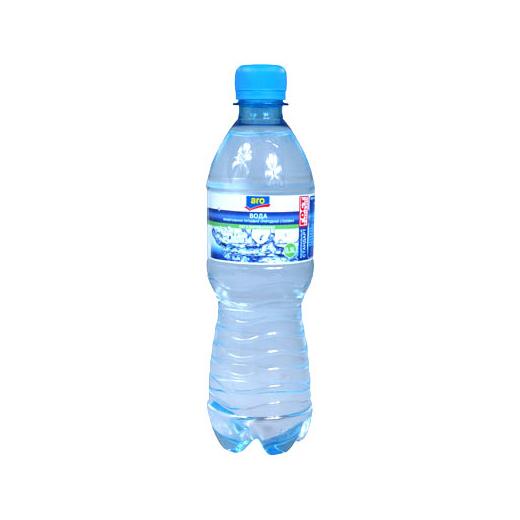 Вода питьевая Aro, газ 0,5л ПЭТ