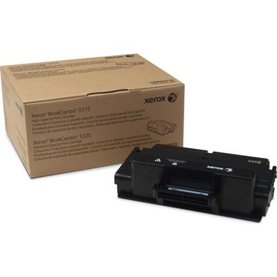 Тонер-картридж Xerox 106R02310, черный