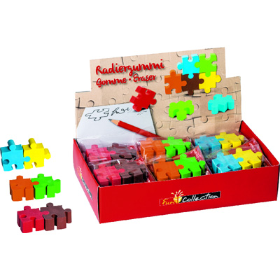 Ластик Brunnen Puzzle 27353, 20х20