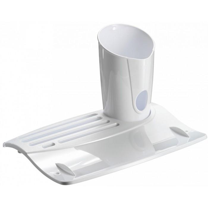 Подставка для ручек Leitz Allura 52020001, 255x145x180мм, белая