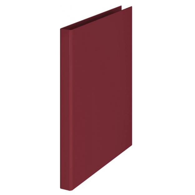 Папка на 4-х кольцах Durable 3170-31, А4, 25 мм, темно-красная, 3170-31