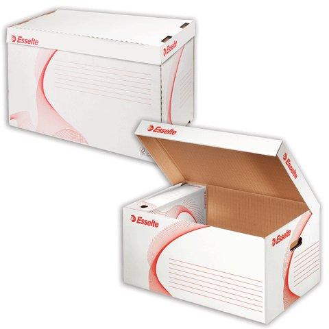 Архивный короб Esselte Standard 128900, 560x265x380мм, белый
