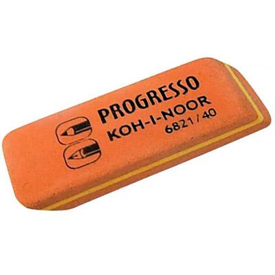 Ластик для карандаша и ручки комбинированный Koh-I-Noor Progresso 40, 6821