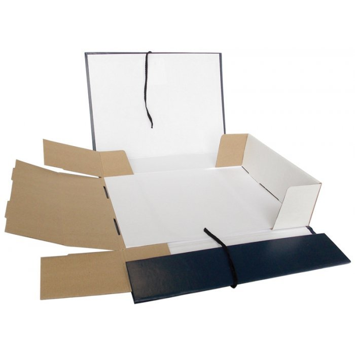 Архивный короб Office Space A-BAV08_356, 80мм, ассорти