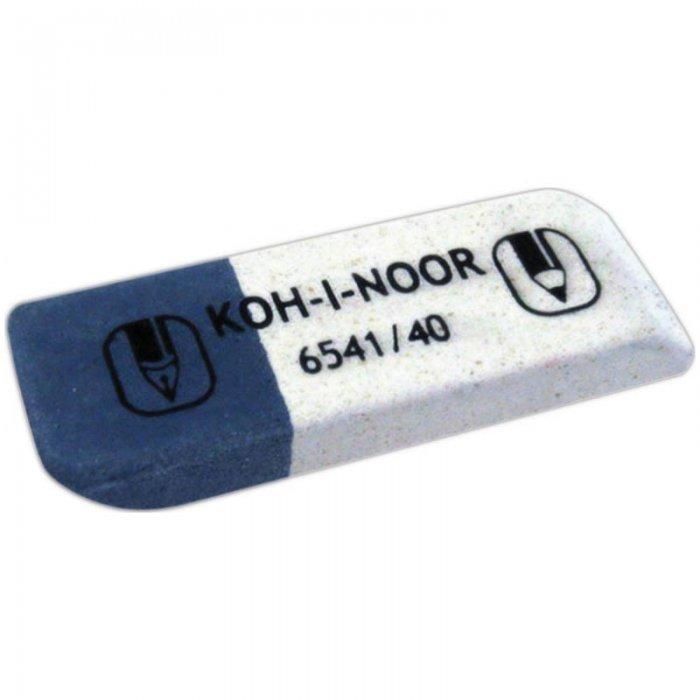 Ластик Koh-i-noor Sanpearl, 60х20х8мм, 40