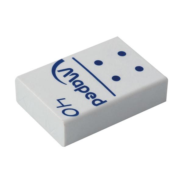 Ластик Maped Domino, 511240, средний