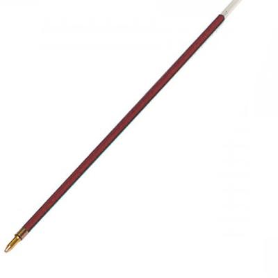 Стержень для шариковой ручки Corvina, М, красный, 151 мм