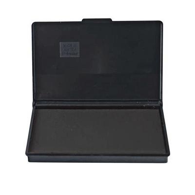 Штемпельная настольная подушка Trodat 9051, 90х50мм, черная, краска на водной основе