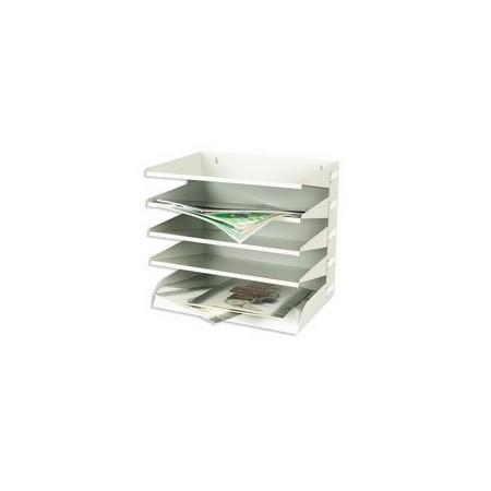 Лоток для бумаги Atlanta Set A6160-5512, серый